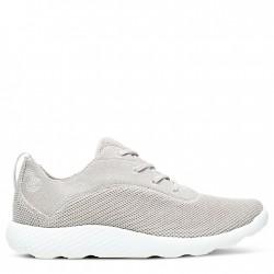 Мъжки обувки Flyroam FlexiKnit Oxford for Men in Pale Grey
