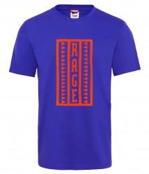 Мъжка тениска M SS 92RETR RAGEDTEE LAPIS BLUE