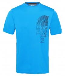 Мъжка тениска M ONDRAS S/S TEE BOMBER BLUE