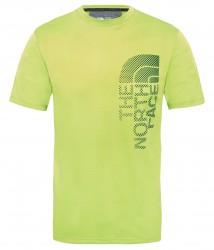 Мъжка тениска M ONDRAS S/S TEE LIME GREEN