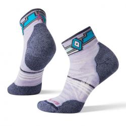 Дамски чорапи W PHD OD LT PTRN MIN PURPLE MIST