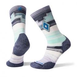 Дамски чорапи W PHD OD LT PTRN CRE PURPLE MIST