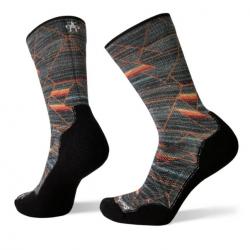 Мъжки чорапи PHD OD LT PRINT CREW GRAPHITE