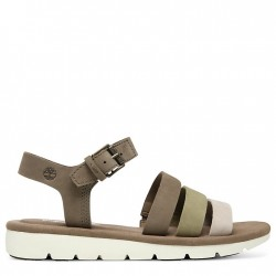Дамски сандали Lottie Lou Multi-Strap Sandal for Women in Greige