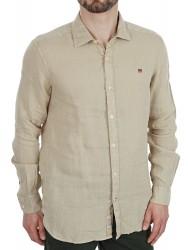 Мъжка риза GERVAS 2 HUMUS BEIGE