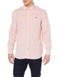Мъжка риза GERVAS 2 PALE PINK NEW