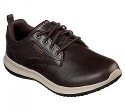 Мъжки обувки DELSON- ANTIGO CHOC