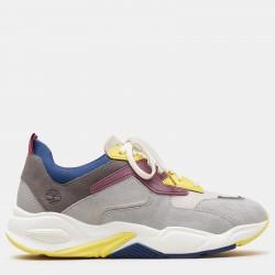 Дамски маратонки Delphiville Leather Sneaker for Women in Beige
