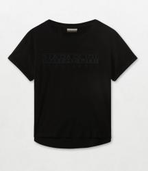 Дамска тениска SERBER WOM BLACK 041