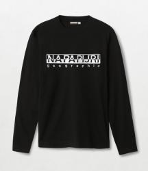 Мъжка блуза SERBER LS BLACK 041