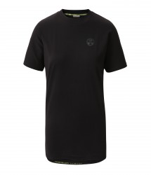Дамска дълга тениска SIEL W LONG BLACK 041
