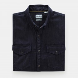 Мъжка риза Mumford River Stretch Shirt for Men in Indigo