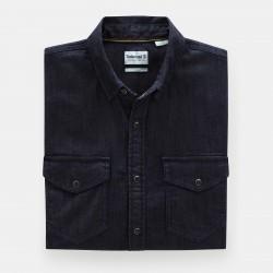Мъжка риза Mumford River Stretch Shirt for Men in Indigo