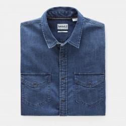 Мъжка риза Mumford River Stretch Shirt for Men in Blue
