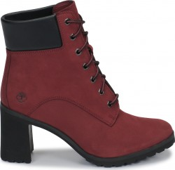 Дамски боти Allington 6 Inch Boot for Women in Dark Red