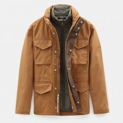 Мъжко яке Snowdon Peak 3in1 M65 Jacket for Men in Light Brown