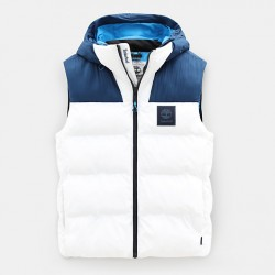 Мъжки елек Neo Summit Vest for Men in Blue/White