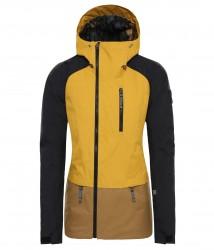 Дамско яке Women's Superlu Jacket GLDSP/TNFB/BRKH