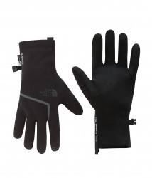 Дамски ръкавици Women's GORE-TEX® CloseFit Softshell Glove TNF BLACK