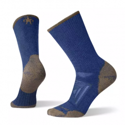 Мъжки чорапи Men's PhD® Outdoor Heavy Hiking Crew Socks  Alpine Blue