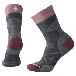 Дамски чорапи Women's PhD® Pro Outdoor Medium Hiking Crew Socks Medium Gray