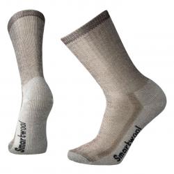 Мъжки чорапи Men's Medium Crew Hiking Socks  Dark Brown
