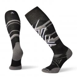 Мъжки чорапи Men's PhD® Ski Medium Pattern Socks Black