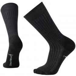 Мъжки чорапи Men's New Classic Rib Socks Charcoal