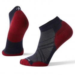 Мъжки чорапи Men's PhD® Run Light Elite Low Cut Socks Deep Navy-Tibetan Red