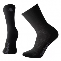 Мъжки чорапи Men's Ultra Light Hiking Crew Socks Black