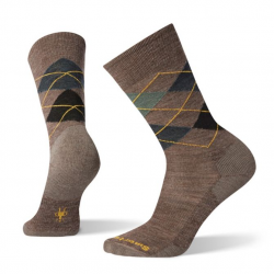 Мъжки чорапи Men's Diamond Jim Socks Taupe