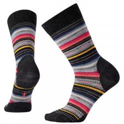 Дамски чорапи Women's Margarita Socks Charcoal Stripe