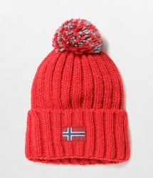 Дамска шапка SEMIURY WOM RED SCARLET