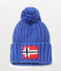 Мъжка шапка SEMIURY 2 FRENCH BLU