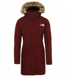 Дамска парка W CAGOULE PARKA GTX SEQUOIA RED