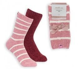 Дамски чорапи 2PK WOMENS COZY CHEN BUPK