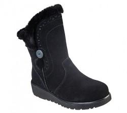 Дамски обувки KEEPSAKES WEDGE-COZY BLK