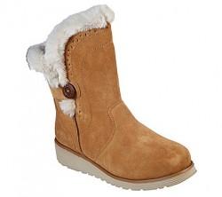 Дамски обувки KEEPSAKES WEDGE-COZY TAN