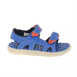 Детски сандали PERKINS ROW 2 - STRAP BRIGHT BLUE