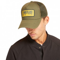 Мъжка шапка Trucker Cap for Men in Green