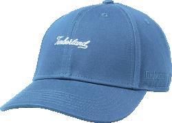 Мъжка шапка Timberland® Script Baseball Cap for Men in Blue