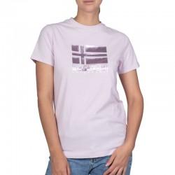 Дамска тениска SHYAMOLI PETAL PINK