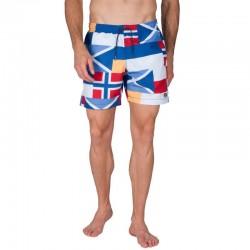 Мъжки бански VAIL 3 LBLUE FLAG FR0