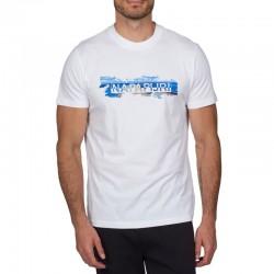 Мъжка тениска SOBAR GRAPHIC FT5
