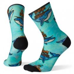 Дамски чорапи W Curated Mitas Crw Blue