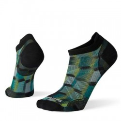 Чорапи PhD RunULBlck Print Micro Green
