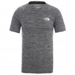 Мъжка тениска M IMPENDOR SEAMLESS TEE TNFBLACKWHITEHTR/TNFWHITE