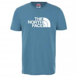 Мъжка тениска M S/S EASY TEE MALLARD BLUE