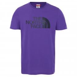 Мъжка тениска M S/S EASY TEE PEAK PURPLE