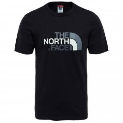 Мъжка тениска M S/S EASY TEE TNF BLACK